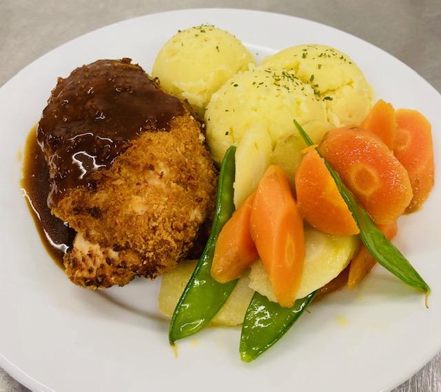 Breaded Chicken Fillet