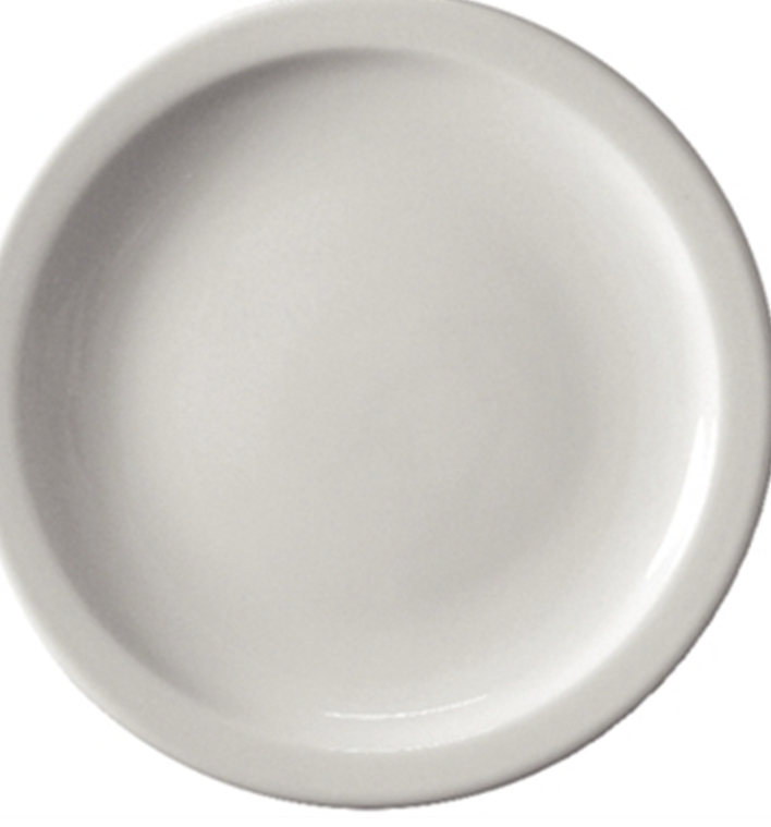 White Side Plates