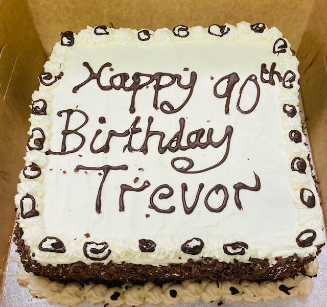 12 inch Birthday Cake