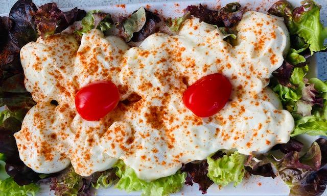 Egg Mayonnaise Salad